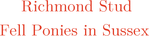 www.richmondfells.co.uk Logo